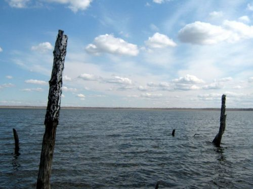 Половинное озеро