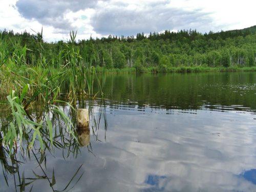 Пустое озеро