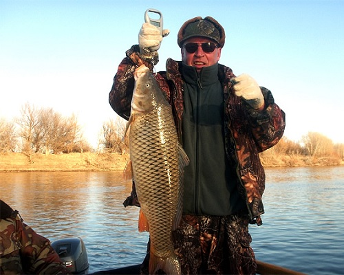 Рыбалка на Волге и Ахтубе в сентябре