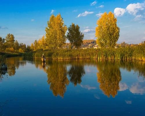 Рыбалка осенью: наживки для ловли хищных рыб