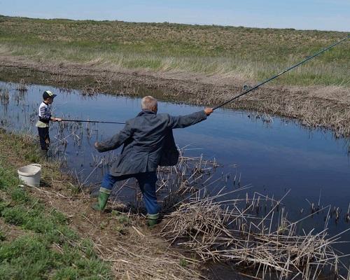 Рыбалка в апреле: Какую рыбу ловить в апреле