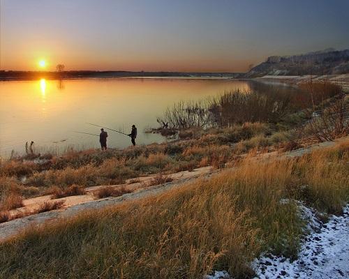 Рыбалка в ноябре: какую рыбу ловить в ноябре