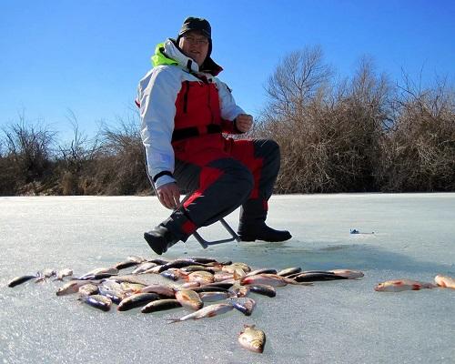 Рыбалка в январе: какую рыбу ловить в январе