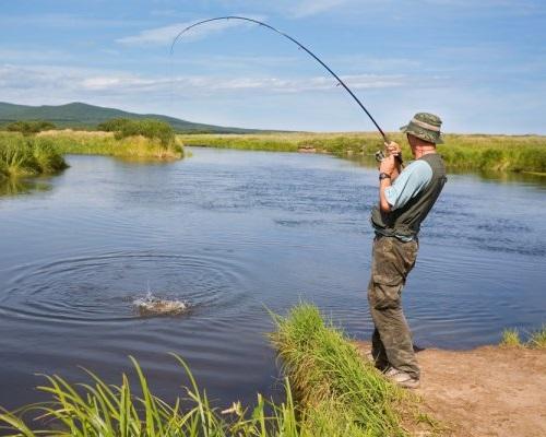 В России насчитывается почти 32 млн рыбаков-любителей