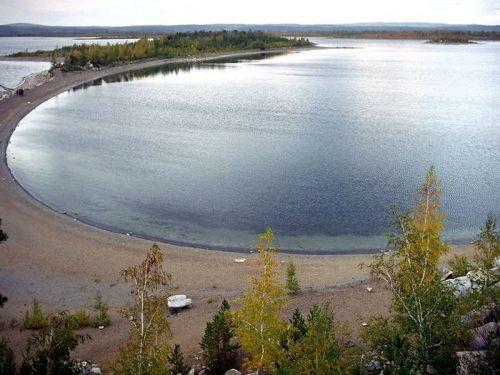 Чебачье Большое озеро