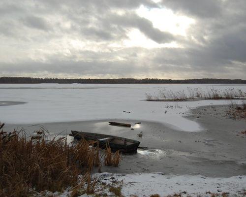 Черкаскуль озеро