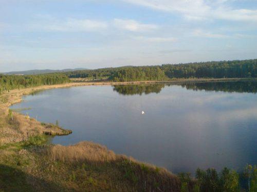 Чертаныш озеро
