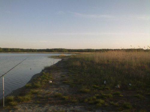Шуранкуль озеро