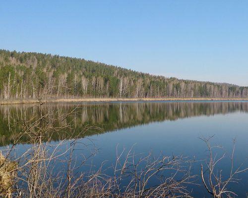 Шуворино озеро