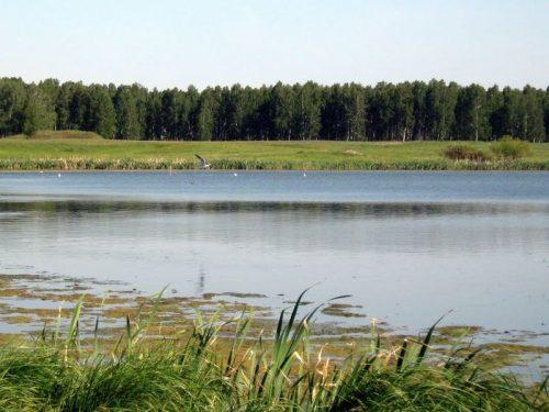Тугунды озеро