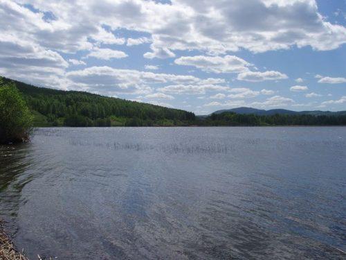 Ускуль озеро