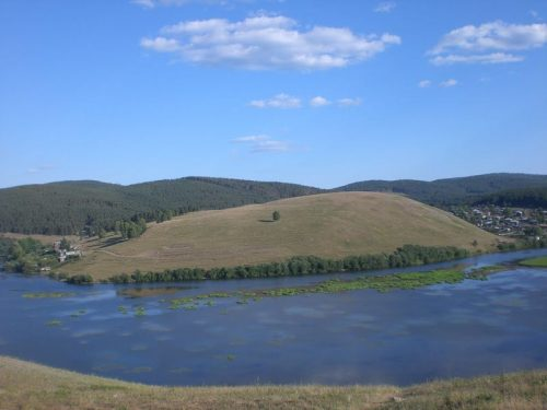 Усть-Катавский пруд