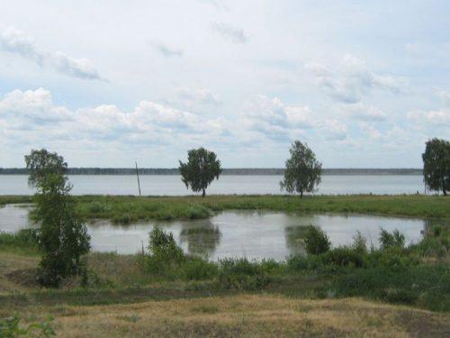 Яу-Балык озеро