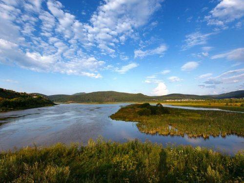 Юрюзанский городской пруд