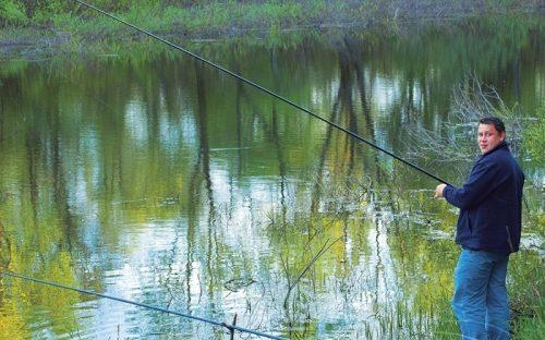 Ловля язя на поплавочную удочку