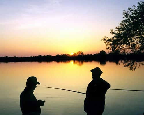 Рыбалка в Чернятино