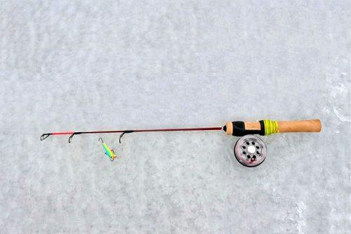 Удочка для ловли судака на балансир