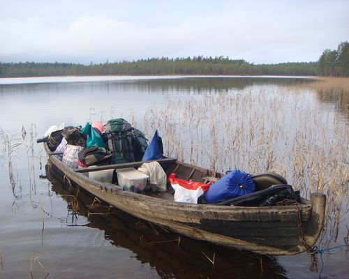 Рыбалка и охота на Степановских озёрах