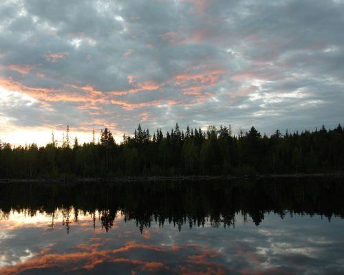 Рыбалка и охота на озере Лежево