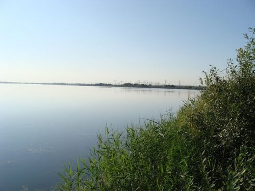 Новомичуринское водохранилище