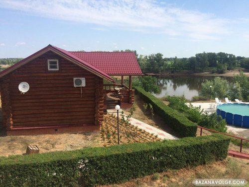 Рыболовная база отдыха Рыбацкая деревня