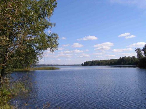 Велье озеро