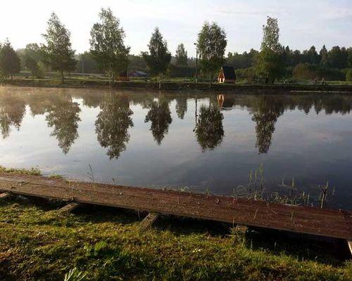 Рыболовный клуб «Фишка-Петряиха»