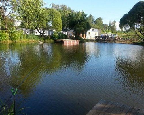 Рыбалка в Тарасовке