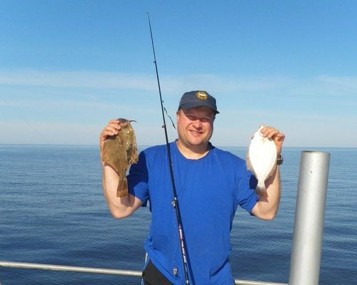 Рыбалка на камбалу в Белом море