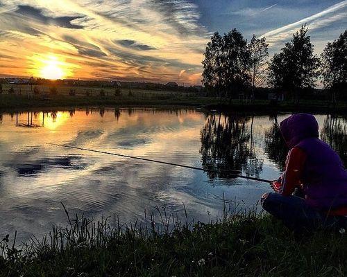 Рыбалка во Власово