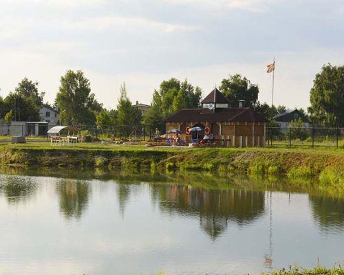 Рыболовный клуб «Понти»