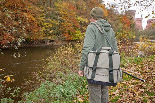 Ловля голавля осенью