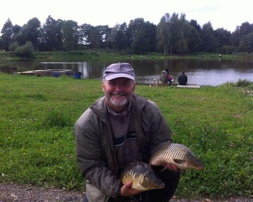 Культурно-рыболовное хозяйство «МосФишер»