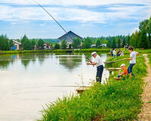 Рыболовный клуб «Акулово»