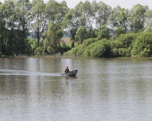 Рыболовный клуб «Юсупово»