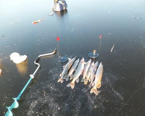 Рубка и сверление лунок на зимней рыбалке — пешня или ледобур, вот в чем вопрос