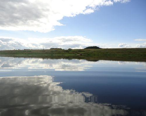 Шомша озеро