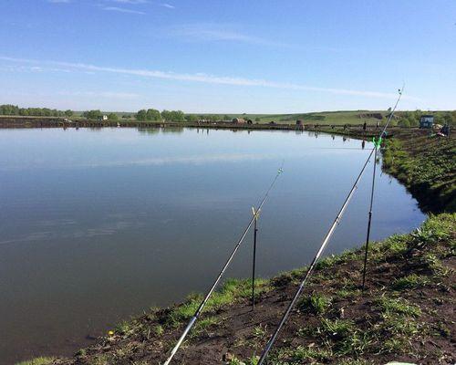 Рыбалка в Поярково