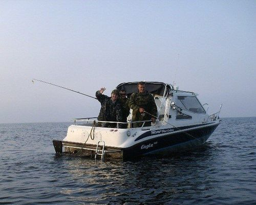 Путешествие на Белое море, рыбалка на треску