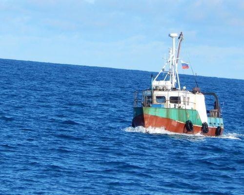 Морская рыбалка на катерах «Рында», «Ушаков» и «Екатерина» в Баренцевом море
