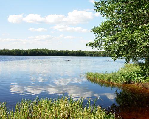 Уржинское озеро