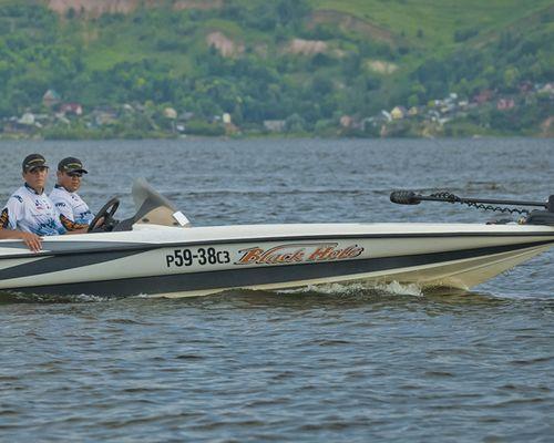 Рыбалка на Саратовском водохранилище с Максимом Нестеренко
