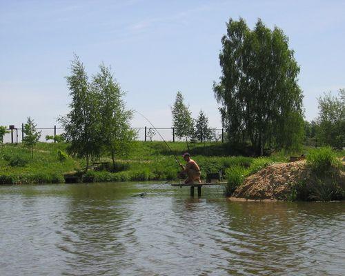 Элитная рыбалка в Бритово