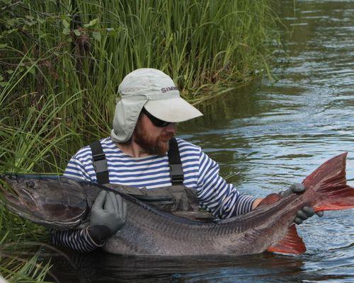 Рыбалка с Дмитрием Назаровым