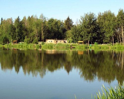 Рыболовный клуб «Три пескаря»