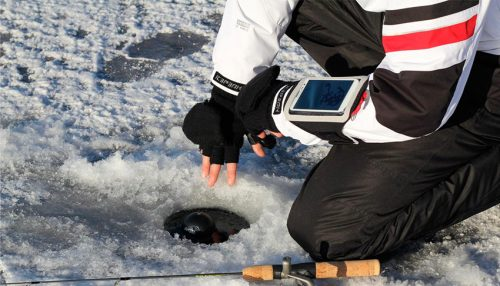 Эхолоты для зимней рыбалки