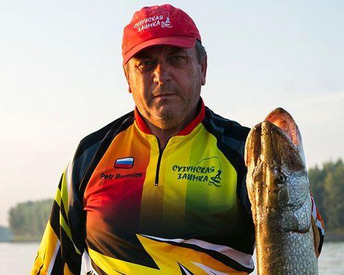 Рыбалка в Новосибирской области с Павлом Буравлевым