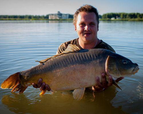 Рыбалка в Московской области с Михаилом Сысоевым