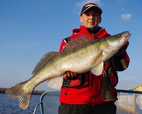 Рыбалка на Волге с Александром Крамером