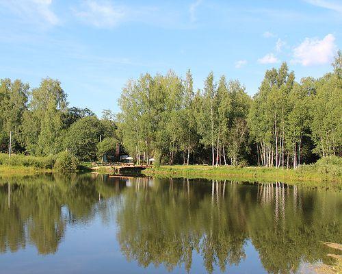 Рыбалка в Ваньково